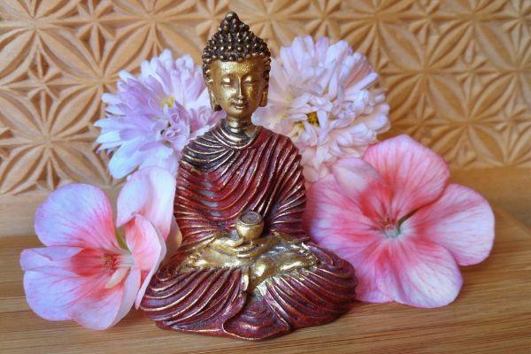 Stiller Buddha 1