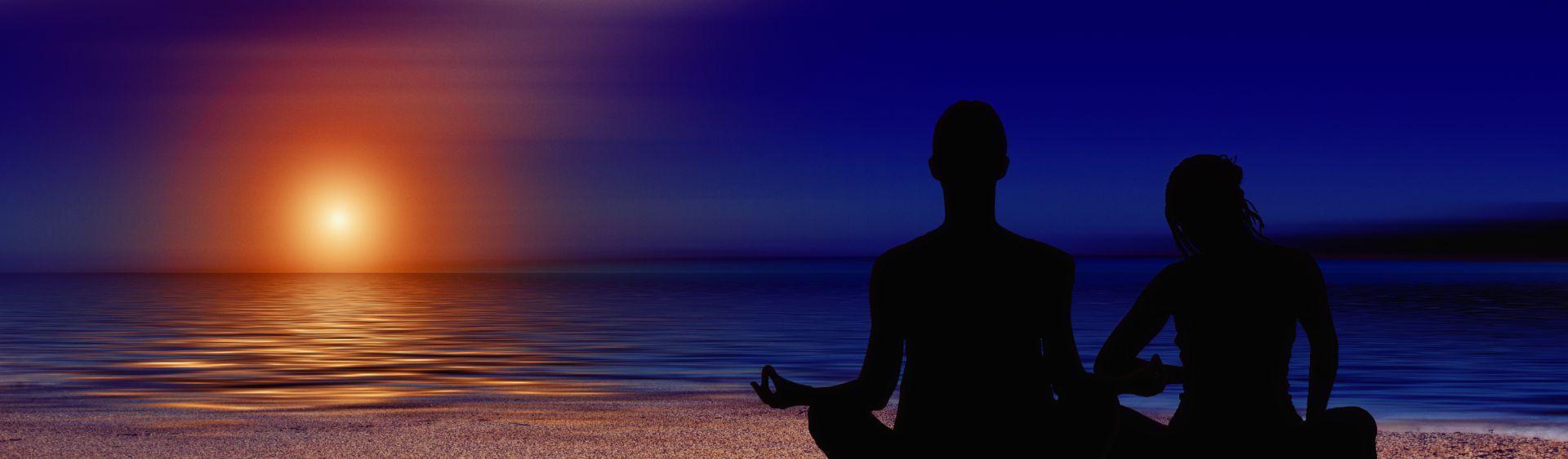 """""""Stillsein allein ist noch keine Meditation"""""""